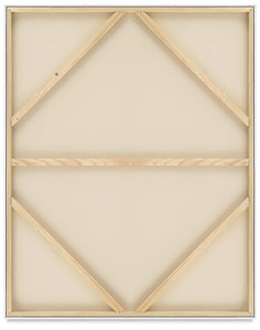 "Back View, 48"" × 60"" (Pkg of 3)"
