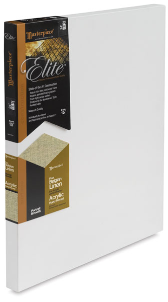 Elite Portrait Smooth Canvas