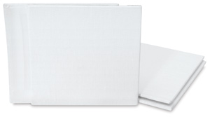 "Studio Mini Canvas Panel, 4"" × 4"", Pkg of 4"