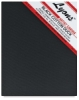 Lyons Black-Primed Cotton Stretched Canvas
