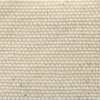 Cotton Canvas, 7 oz, Unprimed