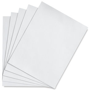"Multi-Purpose Cloth, 8½"" × 11"" Pack of 5"