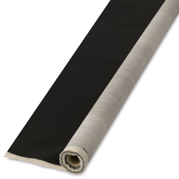 <nobr>Black-Primed</nobr> Canvas Roll