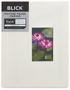Blick Picture Frame Canvas