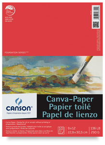 Canva-Paper Pad, 10 sheets