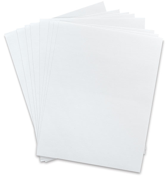 Printable Cotton Canvas, Pkg of 8 Sheets