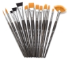 Donna Dewberry 13-Piece Professional Brush Set