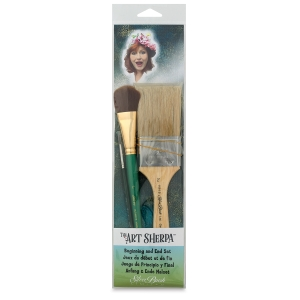 Silver Brush Art Sherpa Brush Sets