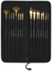 Silver Brush Daniel Greene Detail Brush Set
