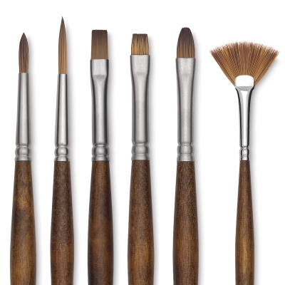Long Handle Brushes