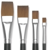 Isabey Pure Kolinsky Sable Watercolor Brushes