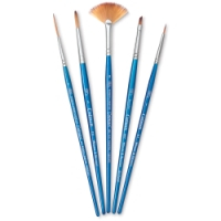 Cotman Watercolor Brushes Set C, Set of 5