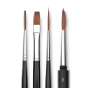 Da Vinci Russian Red Sable Watercolor Brushes