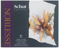 Schut Noblesse Watercolor Paper