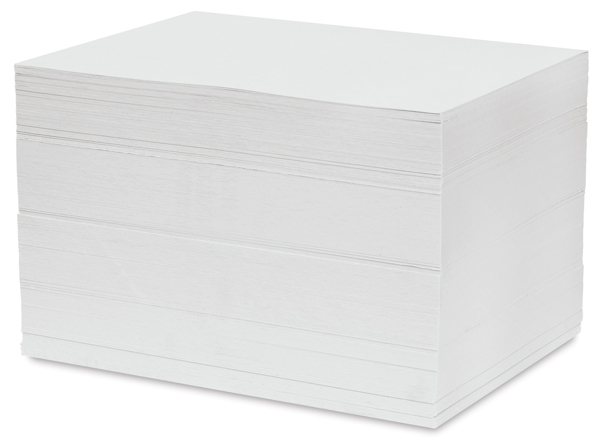Watercolor Paper, Pkg of 625 Sheets