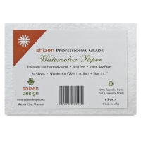 Shizen Professional Watercolor Paper