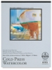 Watercolor Paper Pad, 15 Sheets, 90 lb