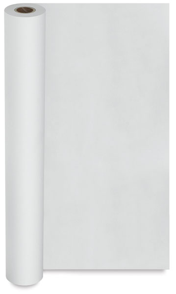 White Easel Paper Roll