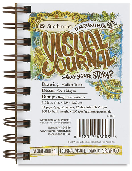 Strathmore Visual Journals, Drawing