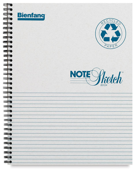 Notesketch Pad, Horizontal