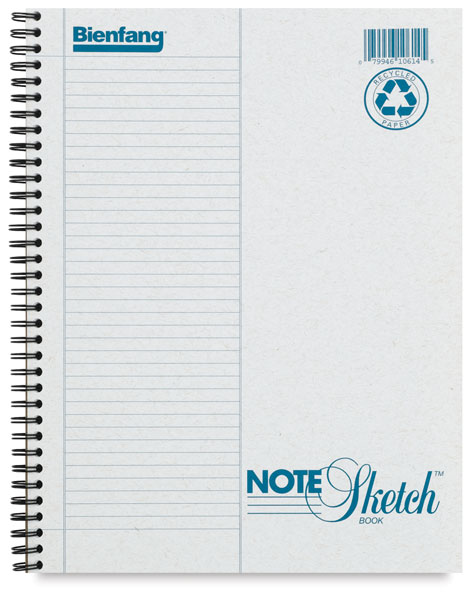 Notesketch Pad, Vertical