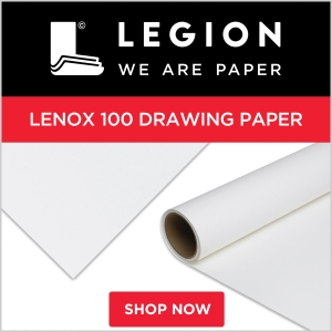 Legion Lenox 100 Cotton Drawing Paper