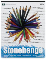 Stonehenge Drawing Paper Pads