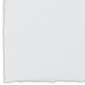 Revere Printmaking Sheet, Suede<br>Polar White