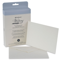500 Series Writing Cards, Flat