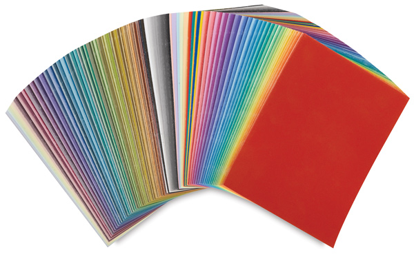 Packet of 314 Colors