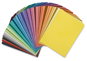 packet of 220 colors - Color Papers