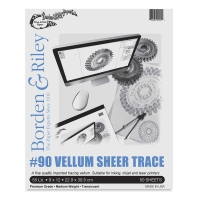 Borden & Riley #90 Vellum Sheer Trace