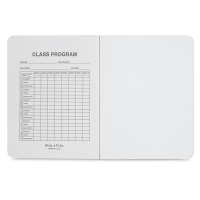 Composition Notebook, Blank