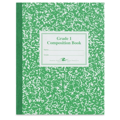 Primary Composition Notebook, Grade 1