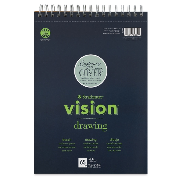 Vision Drawing Pad, 65 Sheets