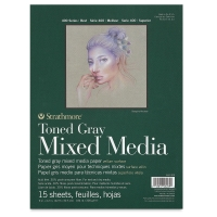 Strathmore 400 Series Toned Mixed Media Pads