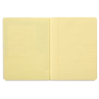 Dual Ruled Composition Book, Yellow