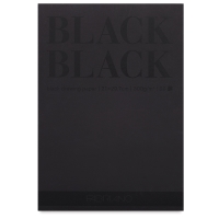 Black Black Pad, 20 Sheets