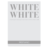 White White Pad, 20 Sheets