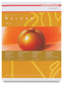 Velour Paper, 10-Sheet Pad