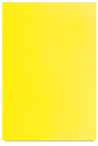 Single Sheet, Yellow