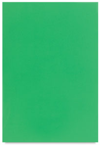 Single Sheet, Green