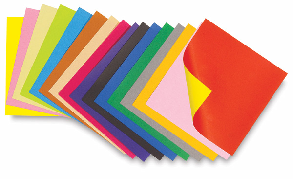 Double-Sided Paper, Pkg of 36