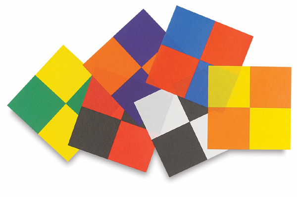 Two Tone Origami Paper, Pkg of 36