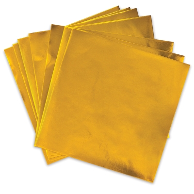 Metallic Gold Paper, Pkg of 25