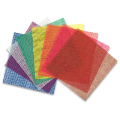 Origami Mesh Paper, Pkg of 16 sheets