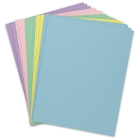 Pastels, Pkg of 100 Sheets