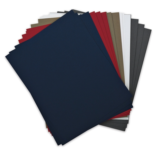 Linear Texture, Pkg of 40 Sheets
