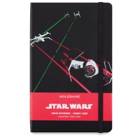 Moleskine Star Wars Notebook, Ships