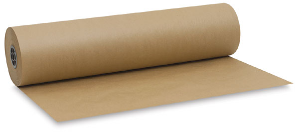 Brown Kraft Paper, Roll